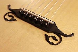 Ponte chitarra classica modello Stauffer Liuteria Guarnieri