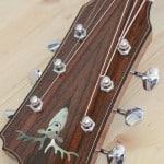 Paletta chitarra 00 Liuteria Guarnieri