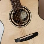 Tavola chitarra OM Liuteria Guarnieri