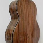 Fasce e fondo ukulele soprano Liuteria Guarnieri