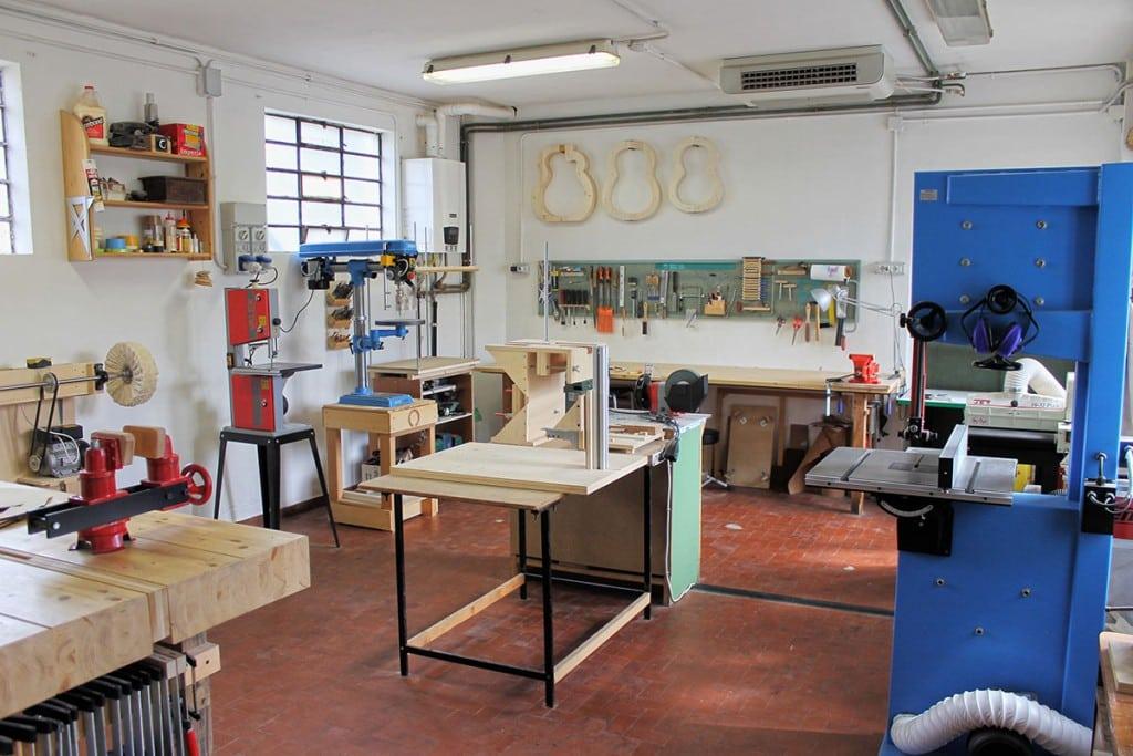 Laboratorio di costruzione