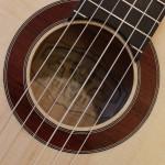 Rosetta chitarra classica Liuteria Guarnieri