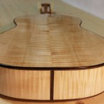 Fasce e fondo chitarra classica Liuteria Guarnieri