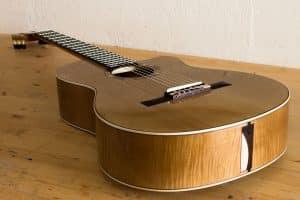 chitarra classica moderna Liuteria Guarnieri