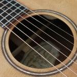 Rosetta chitarra 00 Liuteria Guarnieri