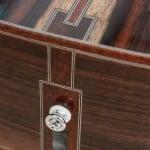 Intarsio su fasce chitarra 00 Liuteria Guarnieri