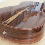 Fasce e fondo chitarra 00 Liuteria Guarnieri