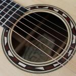 Rosetta chitarra dreadnought Liuteria Guarnieri