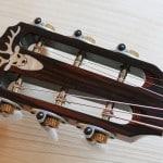 Paletta slotted chitarra OM Liuteria Guarnieri