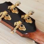 Retro paletta ukulele tenore Liuteria Guarnieri