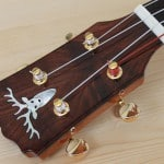 Paletta ukulele tenore Liuteria Guarnieri