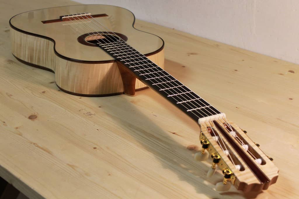 Chitarra classica mod. Antonio De Torres