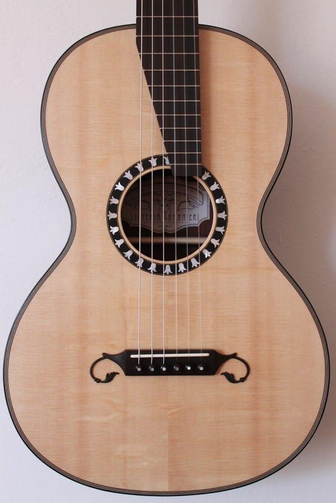 Chitarra classica Stauffer Legnani Liuteria Guarnieri