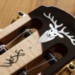 paletta chitarra classica moderna Liuteria Guarnieri